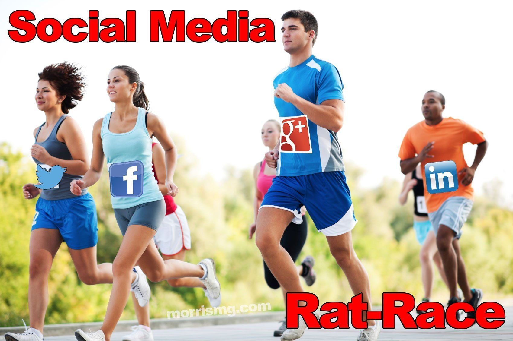 Winning the Social Media Rat race