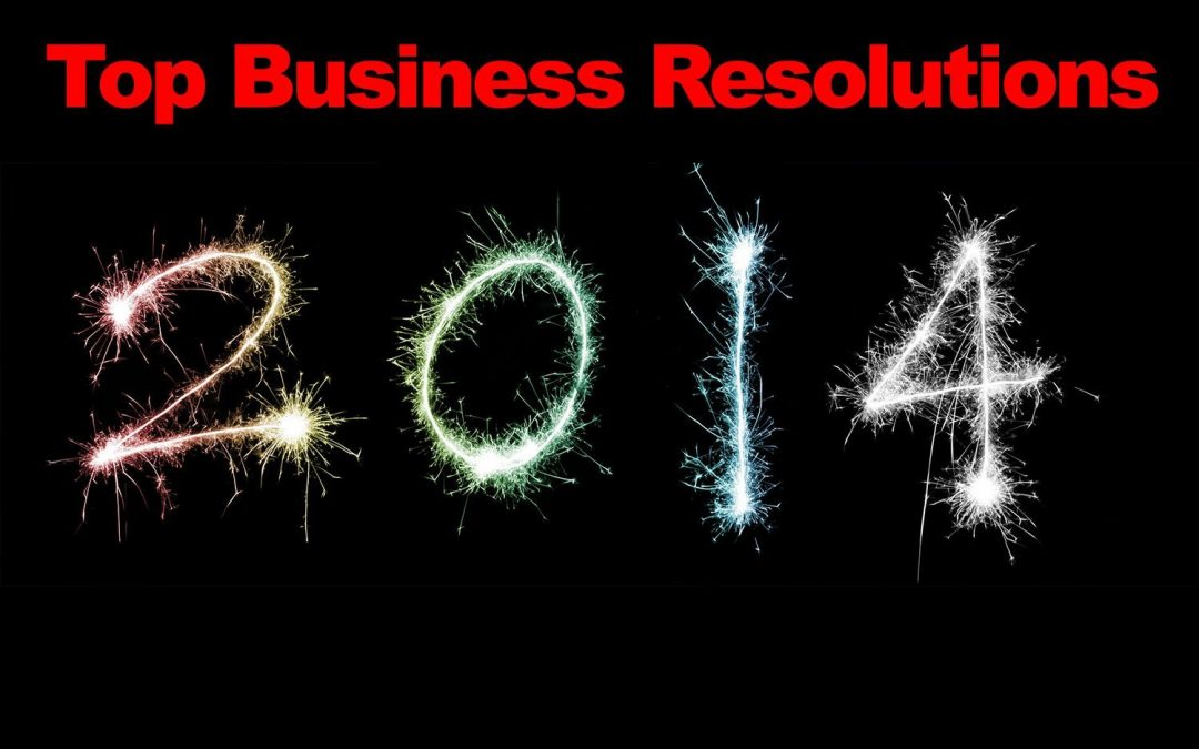 Your top business resolutions