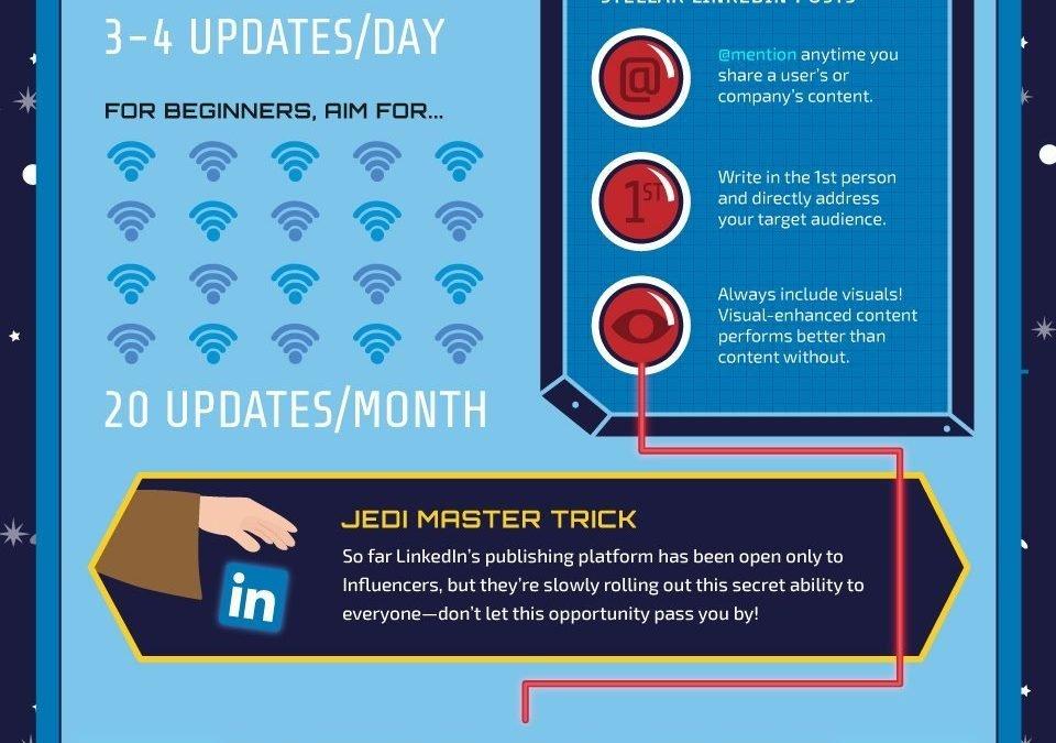 How to become a LinkedIn Jedi