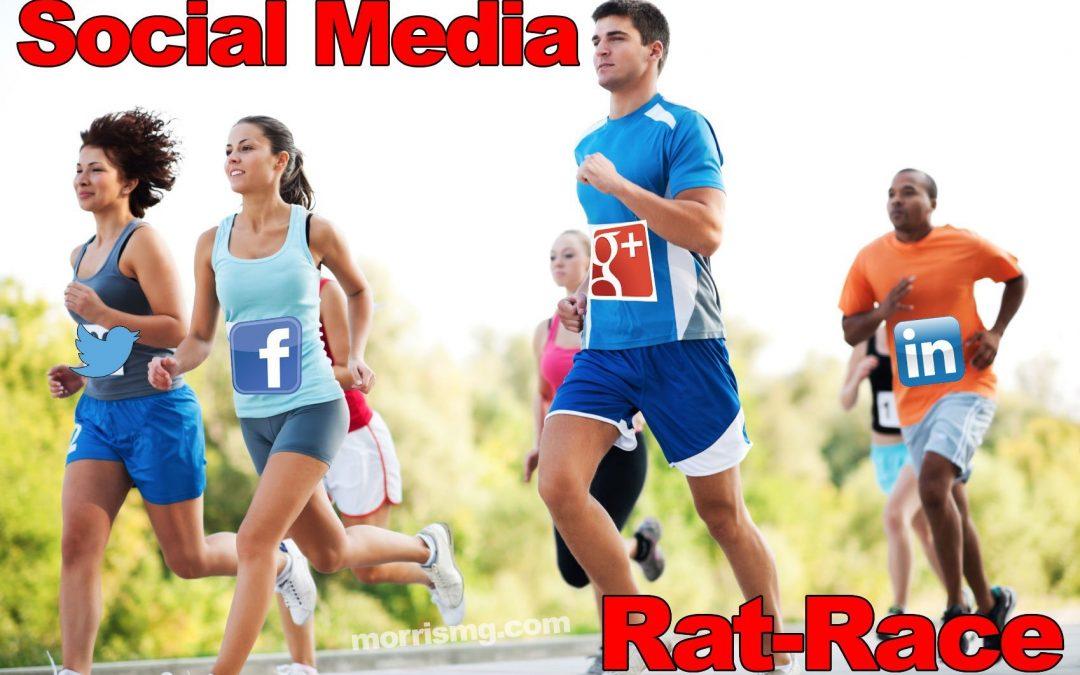Winning the Social Media Rat race